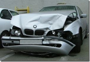 This guy needs auto insurance